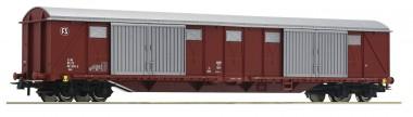 Roco 76496 FS gedeckter Güterwagen Ep.4