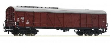Roco 76552 DB gedeckter Güterwagen 4-achs Ep.3