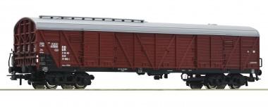 Roco 76553 DR gedeckter Güterwagen 4-achs Ep.4