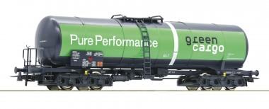 Roco 76698 Green Cargo Kesselwagen 4-achs Ep.6