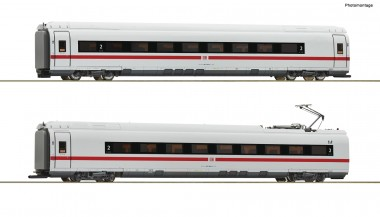 Roco 78097 DBAG Zwischenw.-Set BR 407 2-tlg Ep.6 AC