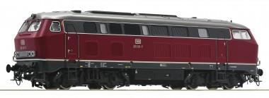 Roco 78182 DB Diesellok BR 215 Ep.4 AC