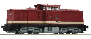 Roco 78812 DR Diesellokomotive 114 Ep.4 AC