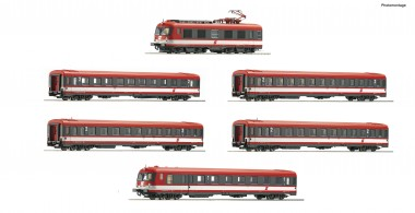 Roco 79059 ÖBB E-Triebzug Rh 4010 6-tlg Ep.5 AC