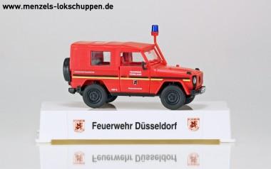 Roco miniTank 05386 MB 250 GD Wolf MZF-7 FW Düsseldorf