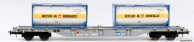 B-models 54109 SBB Cargo Containerwagen 4-achs Ep.6