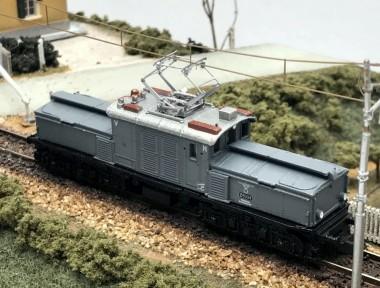 LO.CO 5000232 DRG E-Lok E80 Ep.2