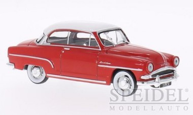 White Box WB111 Simca Aronde Grand Large rot/weiß 1953