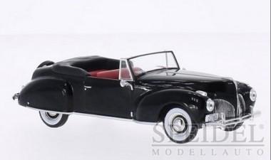 White Box WB117 Lincoln Continental schwarz 1939