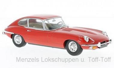 White Box WB124022 Jaguar E-Type rot 1962