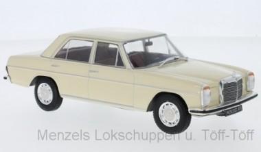 White Box WB124032 MB 200/8 D (W115) Lim. beige 1968