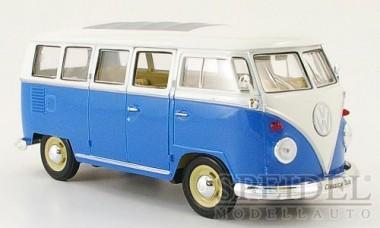 Welly WEL22095bl VW T1/2 Bus blau