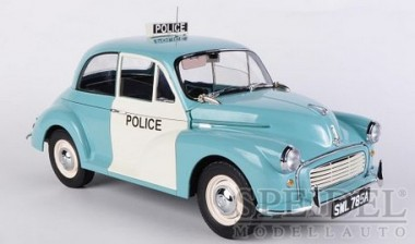 SunStar SUN4785 Morris Minor Police (GB)