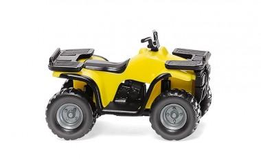 Wiking 002304 All Terrain Vehicle gelb