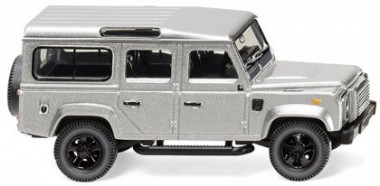 Wiking 010203 Land Rover Defender 110 silber-met.