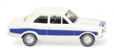 Wiking 020306 Ford Escort  RS2000 (2türig) weiß
