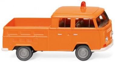 Wiking 031402 VW T2a Doka Pritsche Kommunal
