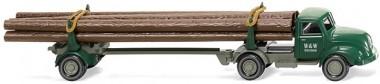 Wiking 039010 Magirus S3500 Langholz-SZ W & W