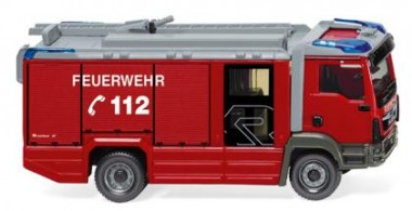 Wiking 061246 MAN TGM E6 Rosenbauer AT LF FW