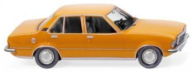 Wiking 079304 Opel Rekord D orange