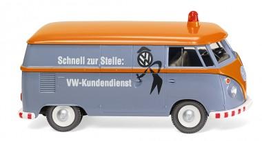 Wiking 079727 VW T1/2c Kasten VW Kundendienst