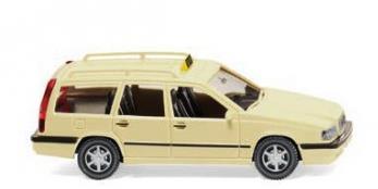 Wiking 080012 Volvo 850 Kombi Taxi beige