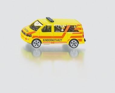 Siku 1462 VW T5 Bus Kinder Notarzt