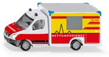 Siku 1536 MB Sprinter RTW Ambulance