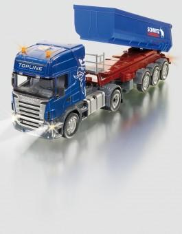 Siku 6725 Scania R Kipp-SZ EU