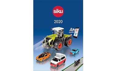 Siku 9001 Katalog 2014