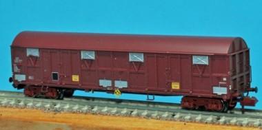 Trains 160 16016 SNCF gedeckter Güterwagen 4-achs Ep.4