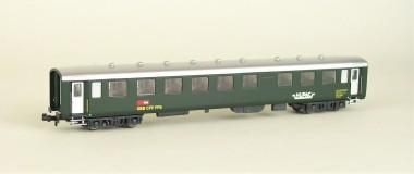 MW-Modell N-CH-213c SBB HUPAC Begleitwagen Ep.4/5