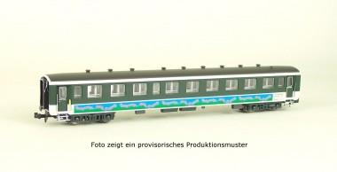 MW-Modell N-CH-214 SBB Kindergartenwagen Ep.4