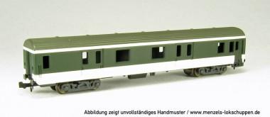 MW-Modell N-CH-305b SBB Gepäckwagen 4-achs Ep.5
