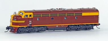Gopher Models G42001 NSWGR Diesellok 42 Class Ep.4