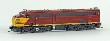 Gopher Models G44002 NSWGR Diesellok 44 Class Ep.3