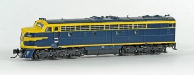 Gopher Models GS0001 VR Diesellok S-Class Ep.4