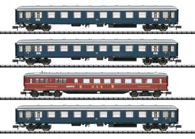 Trix 15132 DB Personenwagen-Set 4-tlg. Ep.4