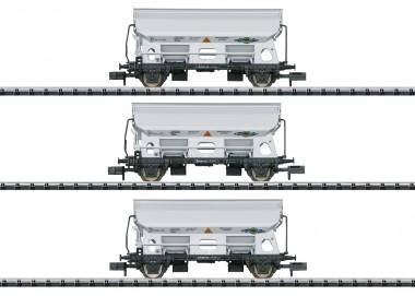 Trix 15511 NS ARMITA Selbstentladewagen-Set Ep.4