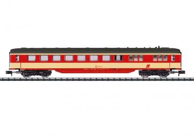 Trix 15714 ÖBB Salonwagen WR4UE-39 Ep.4