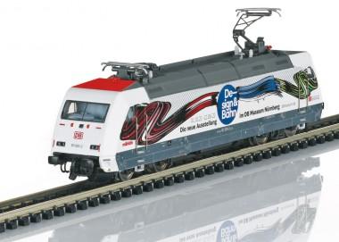 Trix 16087 DBAG Design&Bahn E-Lok BR 101 Ep.6