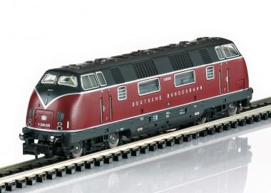 Trix 16224 DB Diesellok V200 Ep.3