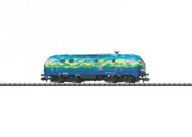 Trix 16285 DBAG Diesellok BR 218 Ep.5