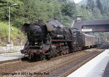 Trix 16443 DR Dampflok BR 44.9 Ep.4