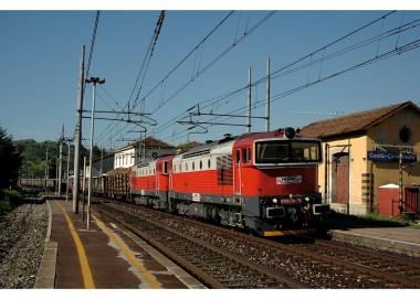 Trix 16737 HUPAC Diesellok Serie D753 Ep.5