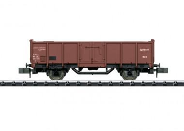 Trix 18094 SNCB Hochbordwagen 2-achs Ep.5