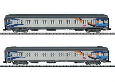 Trix 18211 SNCF Personenwagen-Set 2-tlg. Ep.5/6