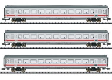 Trix 18216 DBAG IC Schnellzugwagen-Set 3-tlg. Ep.6