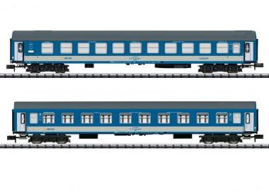 Trix 18253 Nachtschnellzug EC Venezia 2-tlg Ep.5