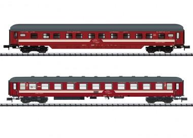 Trix 18254 Nachtschnellzug EC Venezia 2-tlg Ep.5/6